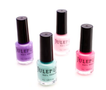 Sex and the City fingernail polish by Julep