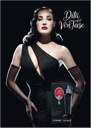 Dita Von Teese fragrance